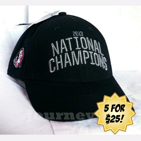 FSU Seminoles National Champs Hat bcee1069e80